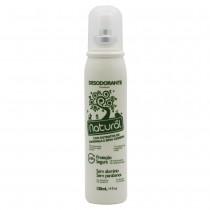 Desodorante Natural com Extrato de Camomila e Erva Cidreira - Suavetex 120ml