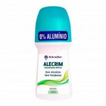 Desodorante Roll-on de Alecrim - Schraiber 50ml