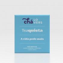 Chá Teaquieta Azul - Lovers Sachê