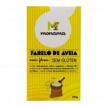Farelo de Aveia - Monama 200g