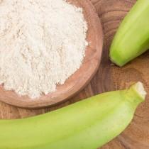 Farinha de Banana Verde Pura a granel - 100g