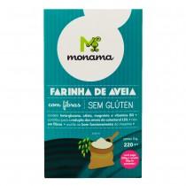 Farinha de Aveia - Monama 220g