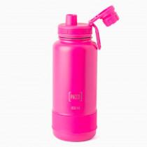 Garrafa Térmica Hydra Bottle Rosa - Pacco 950ml