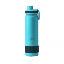 Garrafa Térmica Hydra Bottle Turquesa - Pacco 650ml
