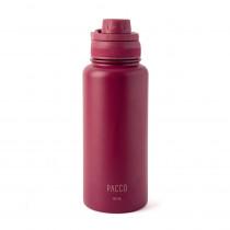 Garrafa Térmica Hydra Bottle Vinho - Pacco 950ml