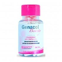 Colágeno em Cápsulas Beauty - Genacol 120caps