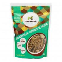 Granola Coco e Nuts - Monama 200g