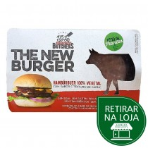 Hambúrguer de Carne Vegetal- The New Butchers 240g