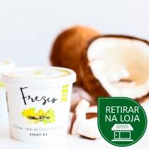 Iogurte de Coco Sabor Baunilha - Fresco 110g