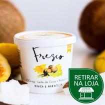Iogurte de Coco Sabor Manga e Maracujá - Fresco 110g