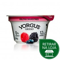 Iogurte de Frutas Silvestres - Yorgus 130g