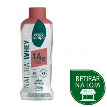 Iogurte Natural Whey - Verde Campo 250g