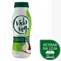 Iogurte Vegano de Coco Natural - Vida Veg 170g