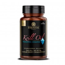 Krill Oil - Essential Nutrition 60caps