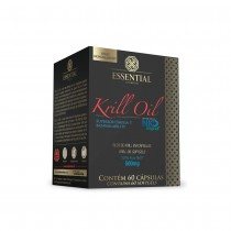 Krill Oil - Essential Nutrition 60 caps