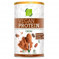 Vegan Protein Cacau - Eat Clean 450g