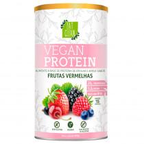 Vegan Protein Frutas Vermelhas - Eat Clean 450g