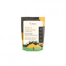 Maca Peruana Negra em Pó - Souly 100g