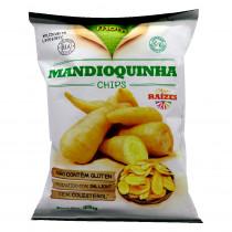 Mandioquinha Chips - Fhom 45g