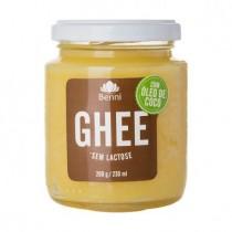 Manteiga Ghee com Óleo de Coco - Benni 180g