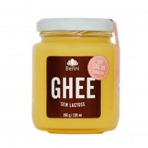 Manteiga Ghee com Sal Rosa do Himalaia - Benni 200G