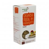 Massa de Quinoa Real e Amaranto Penne Tradicional - Mundo da Quinoa 300g