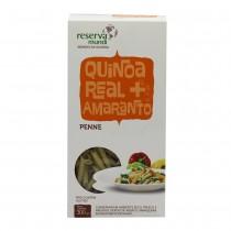 Massa de Quinoa Real e Amaranto Penne Tricolor - Mundo da Quinoa 300g