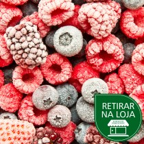 Mix de Frutas Vermelhas Congelado -  250g