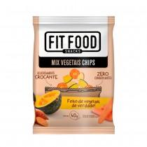 Mix Vegetais Chips - Fit Food 40g