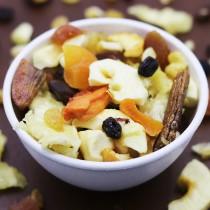 Mix de Frutas Desidratadas a granel - 100g