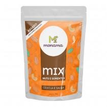 Mix de Nuts e Sementes Cebola e Salsa - Monama 30g