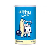 Shake de Baunilha - +Mu 450g