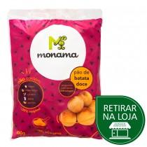 Pão de Batata Doce - Monama 400G