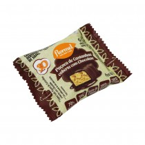 Paçoca de Castanha Chocolate Zero - Flormel 22g