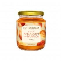 Pasta de Amendoim com Páprica - Castanharia 210g