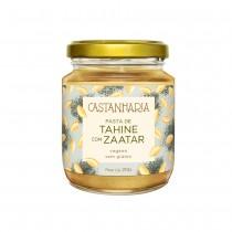 Pasta de Tahine com Zaatar - Castanharia  210g