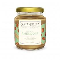 Pasta de Amendoim - Castanharia 210g