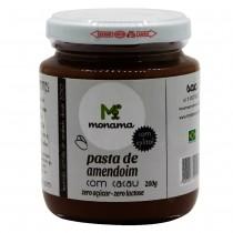 Pasta de Amendoim com Cacau - Monama 200g
