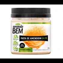 Pasta de Amendoim em Pó Tradicional - Amendobem 200g