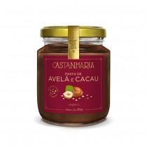 Pasta de Avelã e Cacau - Castanharia 210g