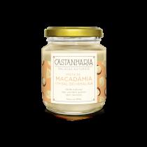 Pasta de Macadâmia - Castanharia 210g