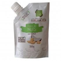 Pasta de Nuts e Coco - Eat Clean 200g