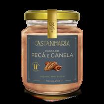 Pasta de Pecã com Canela - Castanharia 210g