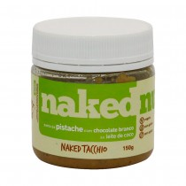 Pasta de Pistache com Chocolate Branco - Naked Nuts 150g