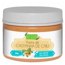 Pasta de Castanha de Caju ao Leite de Coco - Eat Clean 300g