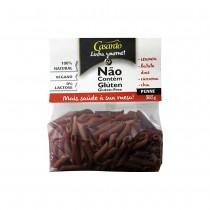 Penne de Cenoura, Batata Doce, Cúrcuma e Chia - Casarão 300g