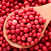 Pimenta Rosa em Grãos a granel - 50g