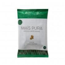 Pipoca Lemon Pepper - Mais Pura 50g