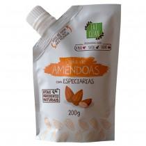 Pasta de Amêndoas e Especiarias - Eat Clean 200g