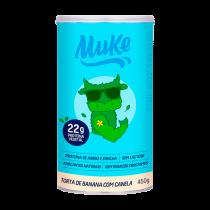 Proteína Vegana Sabor Torta de Banana com Canela - Muke - +Mu 450g